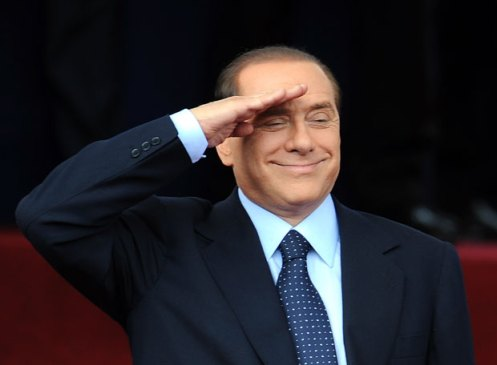 Silvio Berlusconi